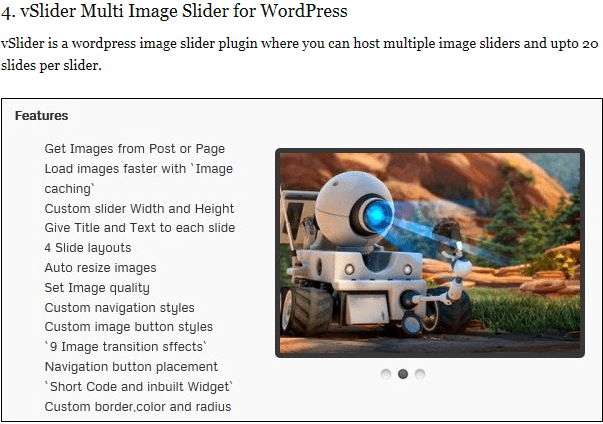 25 Best WordPress Slider Plugin Collection