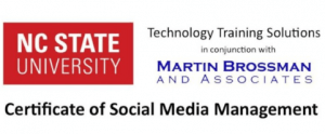 Certificate of Social Media Management