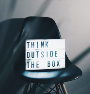 Think Outside the Box Creatively